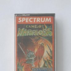 Jeux Vidéo et Consoles: CAMELOT WARRIORS JUEGO SPECTRUM DINAMIC. Lote 253291630