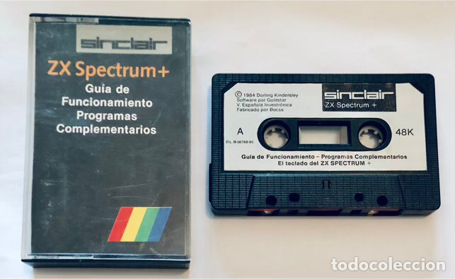 Videojuegos y Consolas: HORIZONTES GUIA FUNCIONAMIENTO PROGRAMAS COMPLEMENTARIOS GOLDSTAR PSION INVESTRONICA [ZX SPECTRUM+] - Foto 5 - 253469975