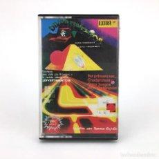 Videojuegos y Consolas: DIVERTIMENTOS CREATIVOS EXTRA JUEGOS PASATIEMPOS ESPAÑA 1985 16K / 48K SINCLAIR ZX SPECTRUM CASSETTE. Lote 253944020