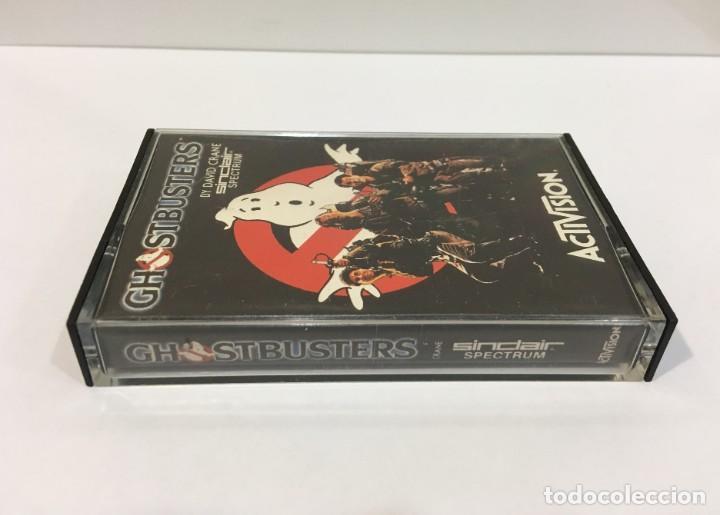 Videojuegos y Consolas: JUEGO VINTAGE PARA SINCLAIR SPECTRUM - GHOSTBUSTERS. ACTIVISION, 1984. SIN INSTRUCCIONES - Foto 2 - 254458185