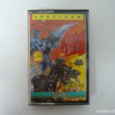 Videojuegos y Consolas: BLOOD VALLEY / JEWELL CASE / SINCLAIR ZX SPECTRUM / RETRO VINTAGE / CASSETTE - CINTA. Lote 255369900