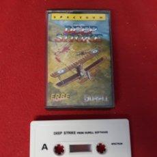 Videojuegos y Consolas: JUEGO SPECTRUM DEEP STRIKE. Lote 255524045