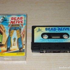 Videojuegos y Consolas: JUEGO SPECTRUM. DEAD & ALIVE ALTERNATIVE SOFT. Lote 255525690