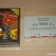Videojuegos y Consolas: JUEGO SPECTRUM. SPECTIPEDE. MASTERTRONIC. Lote 255527190