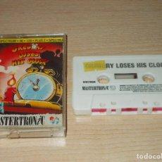 Videojuegos y Consolas: JUEGO SPECTRUM. GREGORY LOSES HIS CLOCK.MASTERTRONIC PLUS. Lote 255527935