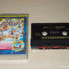 Videojuegos y Consolas: JUEGO SPECTRUM. HYPER SPORTS. KONAMI / IMAGINE / THE HIT SQUAD.. Lote 255530210