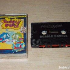 Videojuegos y Consolas: JUEGO SPECTRUM. BUBBLE BOBBLE. TAITO / THE HIT SQUAD.. Lote 255530735