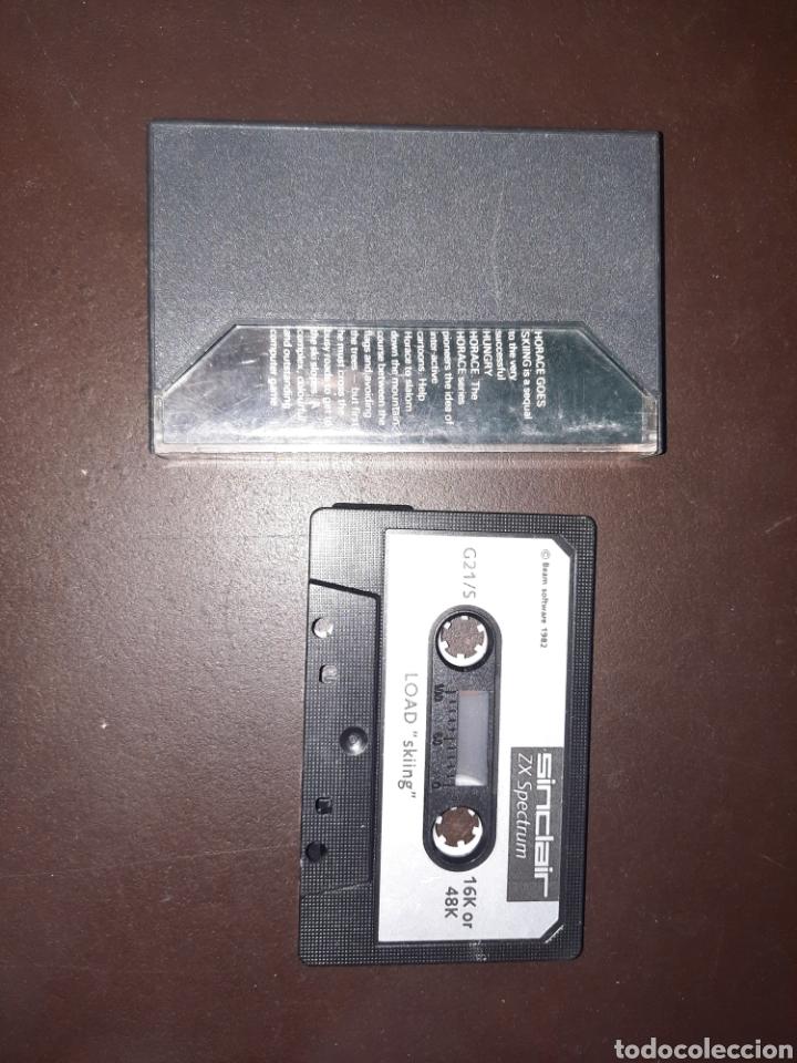 Videojuegos y Consolas: spectrum Horace Goes Skiing - Foto 2 - 255573490