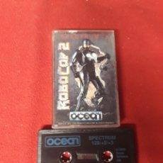 Videojuegos y Consolas: JUEGO SPECTRUM ROBOCOP 2. Lote 255609535