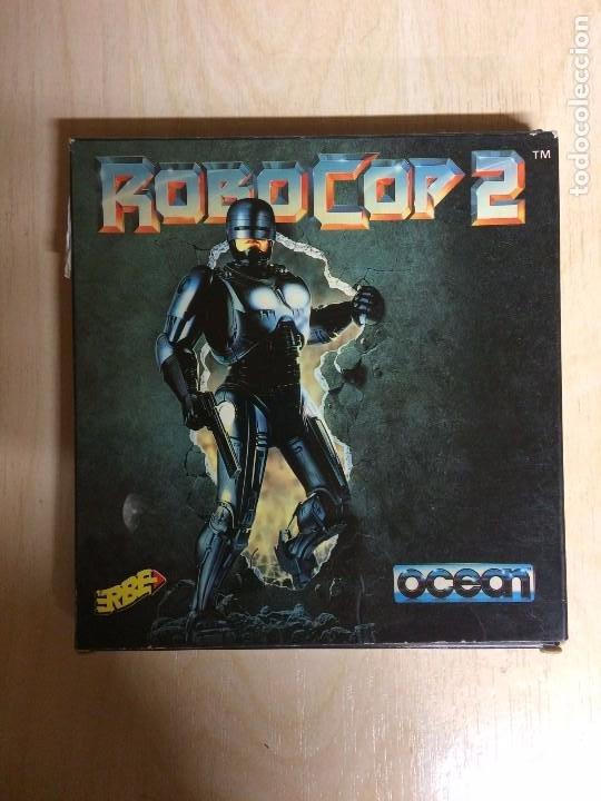 ROBOCOP 2 SPECTRUM (Juguetes - Videojuegos y Consolas - Spectrum)