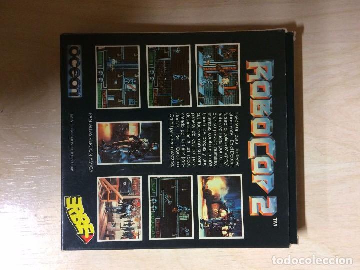 Videojuegos y Consolas: ROBOCOP 2 SPECTRUM - Foto 2 - 257292465