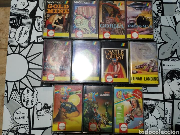 Videojuegos y Consolas: Lote Juegos Spectrum - Foto 2 - 257297655