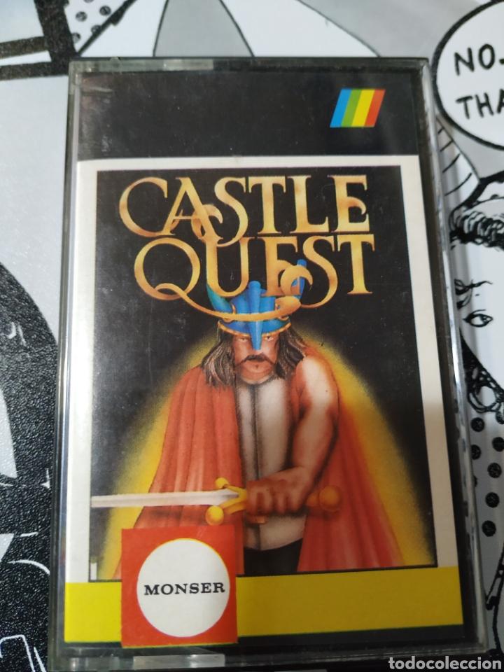 JUEGO SOECTRUM, CASTLE QUEST (Juguetes - Videojuegos y Consolas - Spectrum)