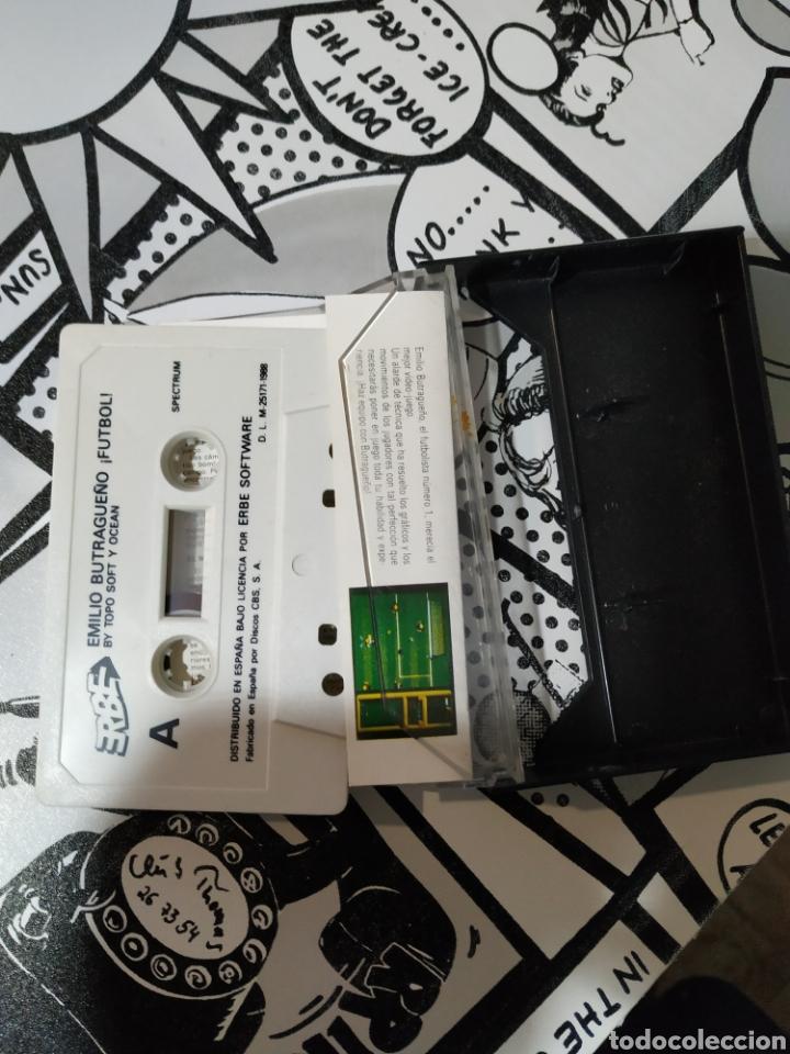 Videojuegos y Consolas: Juego Spectrum, Emilio Butragueño - Foto 4 - 257299055