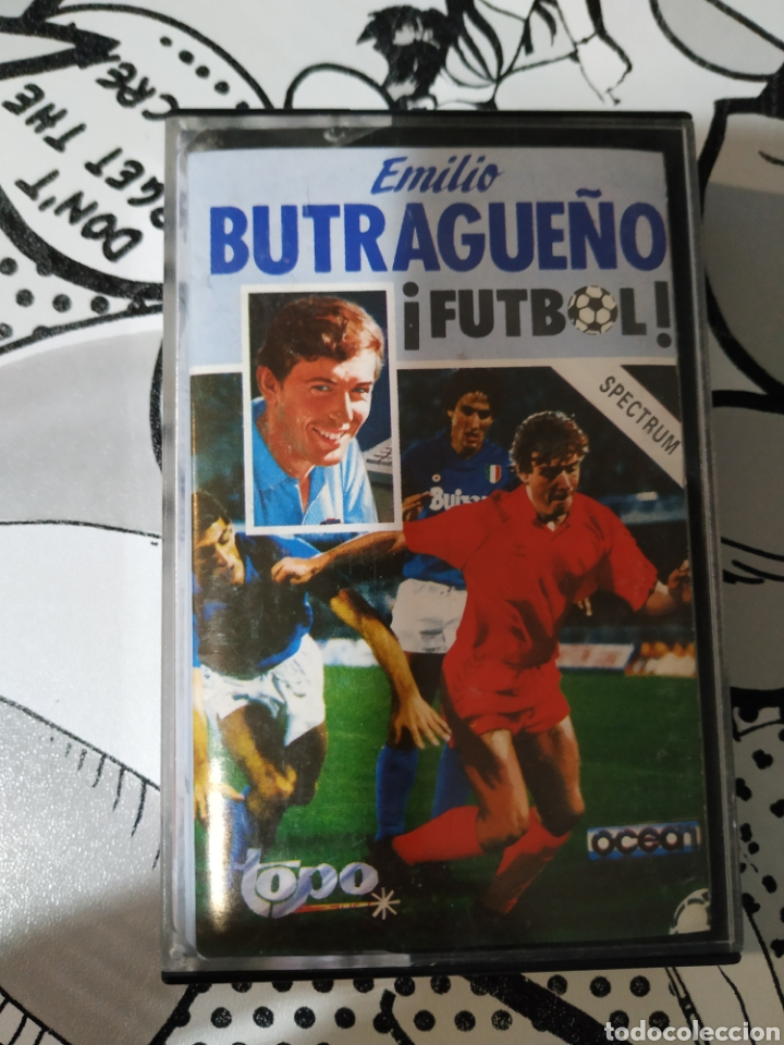 JUEGO SPECTRUM, EMILIO BUTRAGUEÑO (Juguetes - Videojuegos y Consolas - Spectrum)