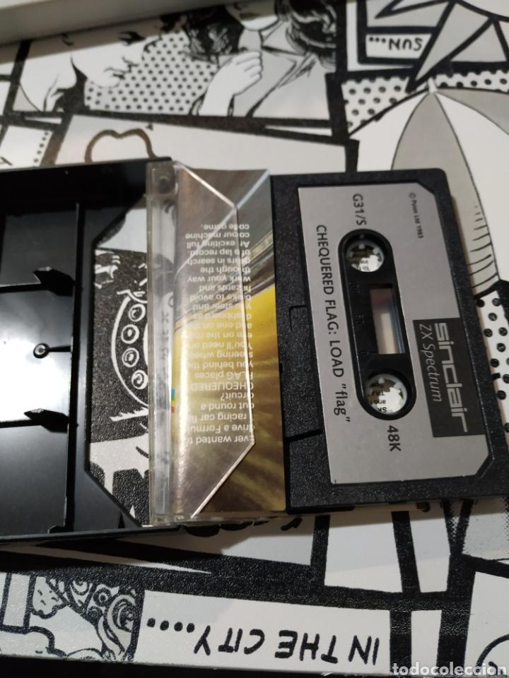 Videojuegos y Consolas: Juego Spectrum, Chequered Flag - Foto 4 - 257300705