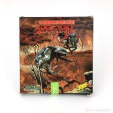 Videojuegos y Consolas: SHADOW OF THE BEAST ERBE ESPAÑA / PSYGNOSIS 1990 NECROPOLIS MALETOTH DISKETTE DISK SPECTRUM +3 DISCO. Lote 257656975