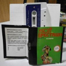 Videojogos e Consolas: DIFICIL JUEGO SOFT SPECTRUM GLUMAN. Lote 260552065