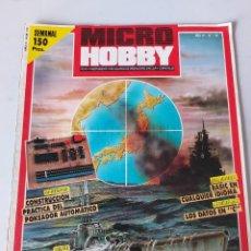 Videojuegos y Consolas: MICROHOBBY 118. Lote 260652385