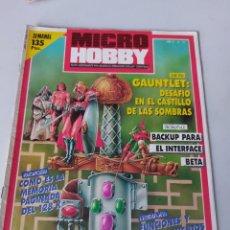 Videojuegos y Consolas: MICROHOBBY 111. Lote 260750030