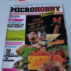 Videojuegos y Consolas: MICROHOBBY 97. Lote 260751070