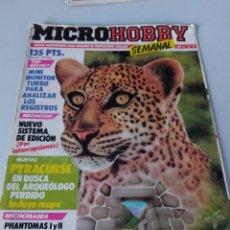 Videojuegos y Consolas: MICROHOBBY 93. Lote 260751615