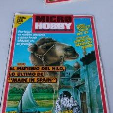 Videojuegos y Consolas: MICROHOBBY 115. Lote 260752855
