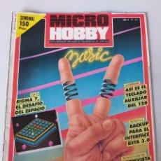 Videojuegos y Consolas: MICROHOBBY 123. Lote 260652940