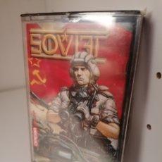 Videojuegos y Consolas: SOVIET. ÓPERA SOFT. SPECTRUM. NUEVO SIN DESPRECINTAR. Lote 260771355