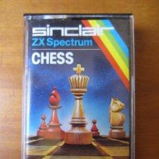 Videojuegos y Consolas: CHESS (MICRO GEN) (ZX SPECTRUM). Lote 261303905