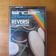 Videojuegos y Consolas: REVERSI (PSION SOFTWARE) (ZX SPECTRUM). Lote 261304025