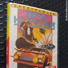 Videojuegos y Consolas: JUEGO SINCLAIR ZX SPECTRUM - SPY HUNTER (US GOLD-SEGA) -1985-EN ESTUCHE-BUEN ESTADO. Lote 261734610