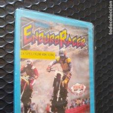 Videojuegos y Consolas: ¡DIFICIL!-JUEGO SINCLAIR ZX SPECTRUM - ENDURO RACER EN ESTUCHE-BUEN ESTADO. Lote 261754550