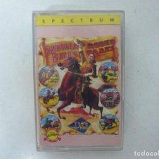 Videojuegos y Consolas: BUFFALO BILL'S RODEO GAMES / JEWELL CASE / SINCLAIR ZX SPECTRUM / RETRO VINTAGE / CASSETTE - CINTA. Lote 261806785