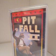 Videojuegos y Consolas: PIT FALL II - SPECTRUM. NUEVO SIN PRECINTO. Lote 262240015