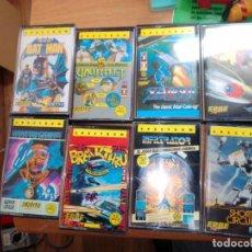 Videojogos e Consolas: LOTE 8 JUEGOS SPECTRUM 48. Lote 262400545