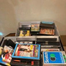 Videojuegos y Consolas: LOTE DE 69 JUEGOS SPECTRUM, FOTOS DE TODO. Lote 262638125