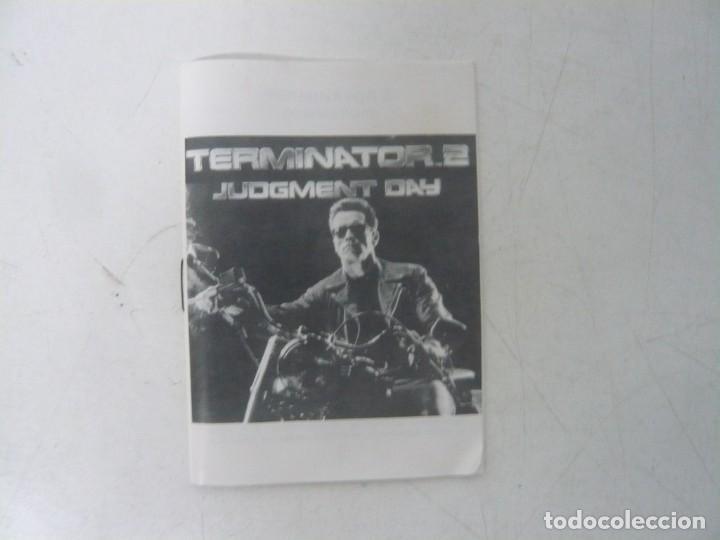 Videojuegos y Consolas: TERMINATOR 2 / CAJA CARTÓN / SINCLAIR ZX SPECTRUM / RETRO VINTAGE / CASSETTE - CINTA - Foto 4 - 263137270