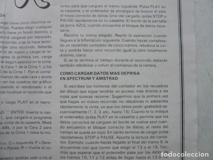 Videojuegos y Consolas: OUT RUN, SPANIS EDITION / JEWELL CASE / SINCLAIR ZX SPECTRUM / RETRO VINTAGE / CASSETTE - CINTA - Foto 7 - 263138145