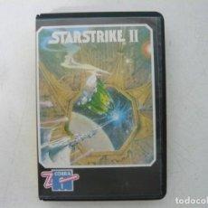Videojuegos y Consolas: STARSTRIKE 2 - ESTUCHE - ZAFIRO / SINCLAIR ZX SPECTRUM / RETRO VINTAGE / CASSETTE - CINTA. Lote 263139360