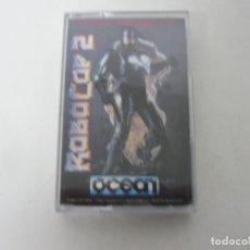 Videojuegos y Consolas: ROBOCOP 2 / JEWELL CASE / SINCLAIR ZX SPECTRUM / RETRO VINTAGE / CASSETTE - CINTA. Lote 263141945
