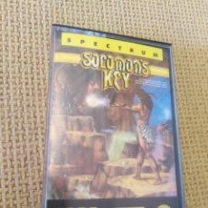 Videogiochi e Consoli: JUEGO SPECTRUM SOLOMONS KEY. Lote 264490479