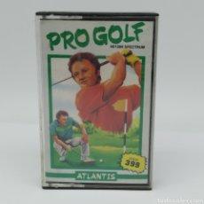 Videojuegos y Consolas: PRO GOLF 48/128K SPECTRUM SERIE 399 DE ATLANTIS. Lote 265803359
