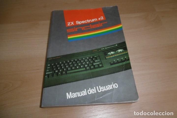 MANUAL DE USUARIO SPECTRUM +2 MODELO +2A (Juguetes - Videojuegos y Consolas - Spectrum)