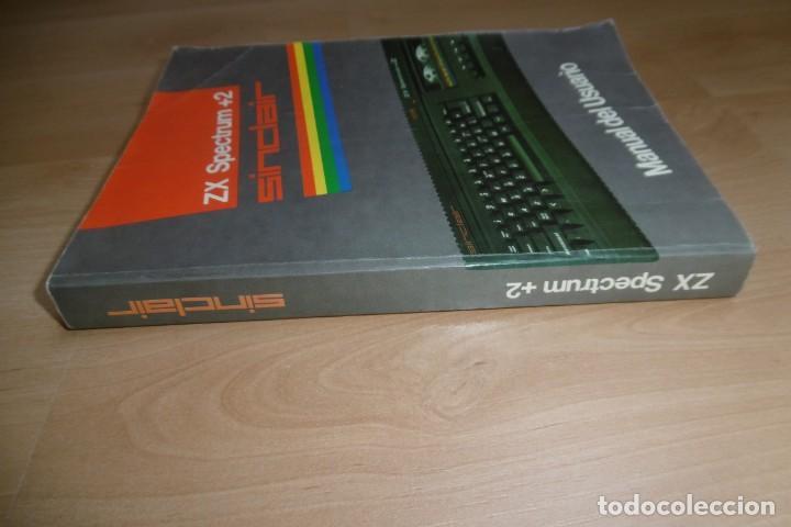 Videojuegos y Consolas: Manual de Usuario Spectrum +2 modelo +2A - Foto 2 - 266129828