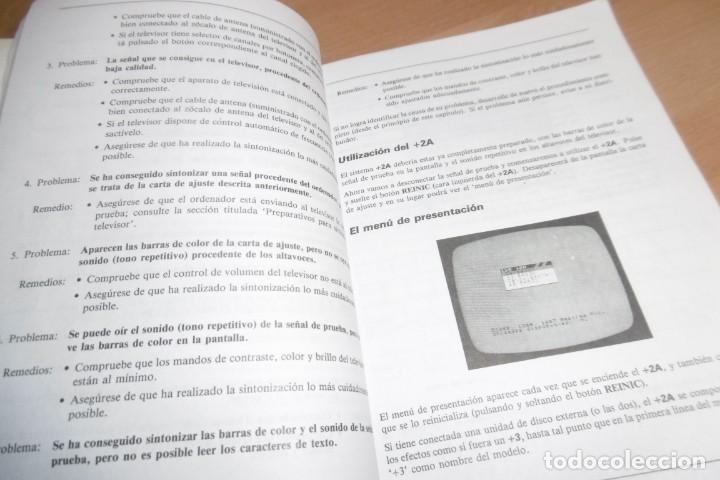 Videojuegos y Consolas: Manual de Usuario Spectrum +2 modelo +2A - Foto 8 - 266129828