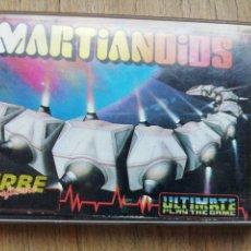 Videogiochi e Consoli: MARTIANOIDS SPECTRUM ULTIMATE. Lote 267795884