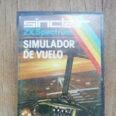 Videogiochi e Consoli: SIMULADOR DE VUELO SPECTRUM. Lote 267796609