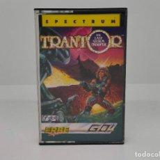 Videojuegos y Consolas: TRANTOR, SPECTRUM, ERBE SOFTWARE. Lote 268131974