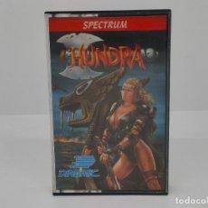 Videojuegos y Consolas: HUNDRA, SPERCTRUM, DINAMIC. Lote 268133449